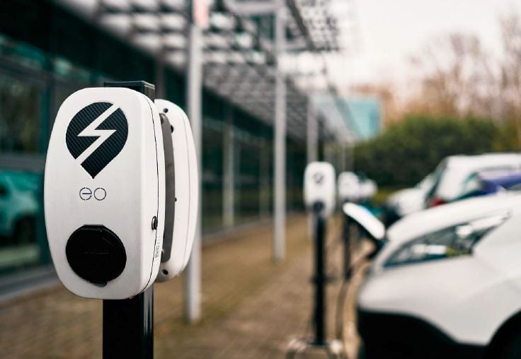 commercial electric car charger installation